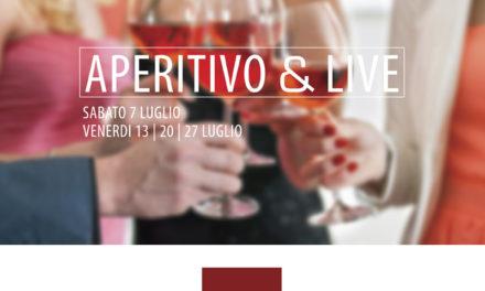 Aperitivo & Live