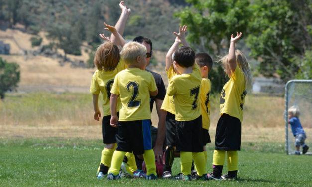 L'importanza del gioco di squadra nei bambini