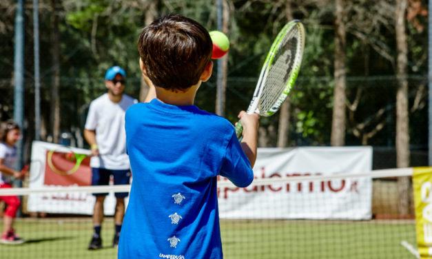 Tennis: a che età iniziare?
