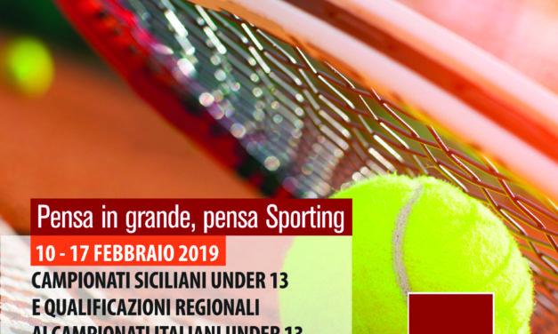 Tennis – Campionati Regionali Under 13 M/F