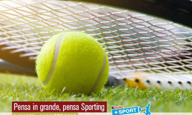 Tennis – Torneo Kinder M/F – 3-10 marzo 2019