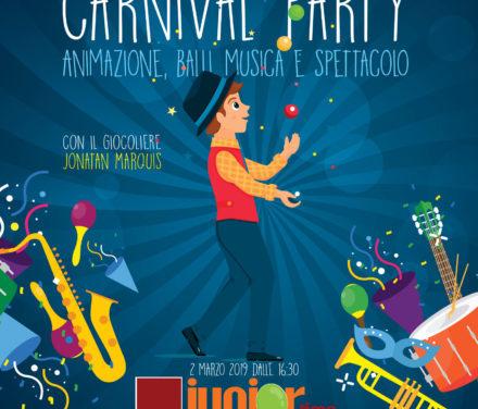 Carnival Party  | Spazio Lab