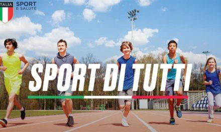 """Progetto Coni """"Sport di Tutti"""" – EDIZIONE YOUNG 2019/20″"""