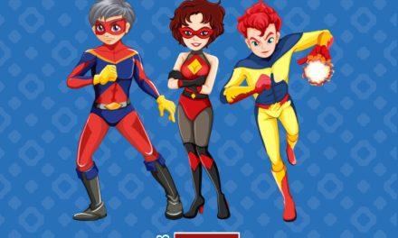 Spazio lab – Super Eroi Party