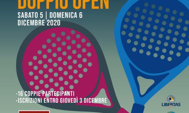 Torneo Padel Doppio open Sporting village
