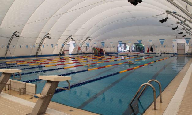 Copertura piscina – Autunno-Inverno 2018-2019