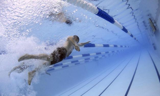 I benefici del nuoto sul fisico maschile