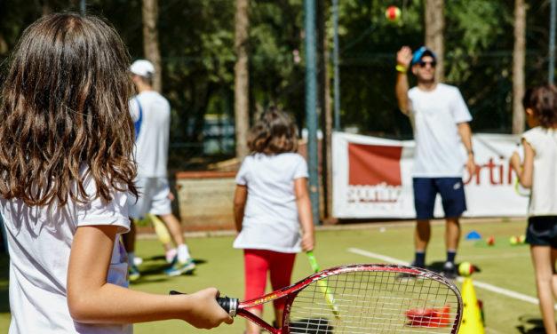 Tennis e bambini: i benefici