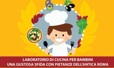 "Spazio lab |""Masterchef dell'Antica Roma"""
