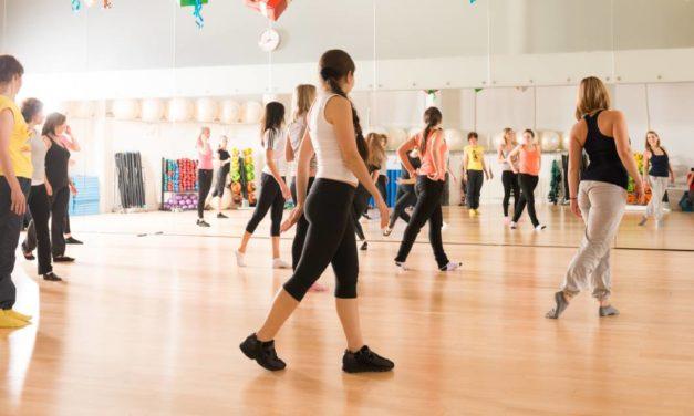 Zumba: allenamento a ritmo di musica
