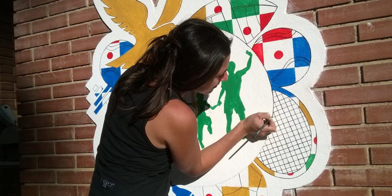 Sporting'Art | Realizzati i primi due murales