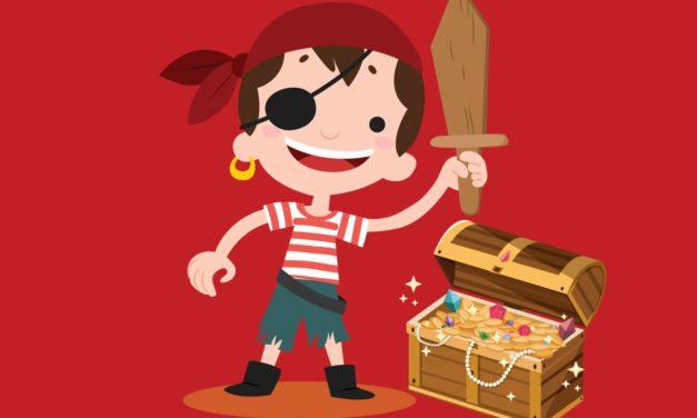 festa dei pirati | spazio lab
