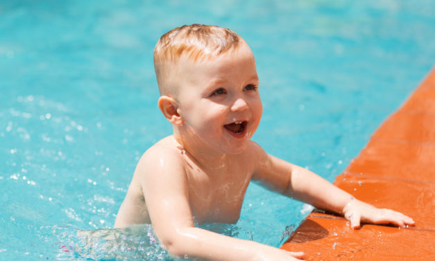 Bambini e paura dell'acqua: come affrontarla