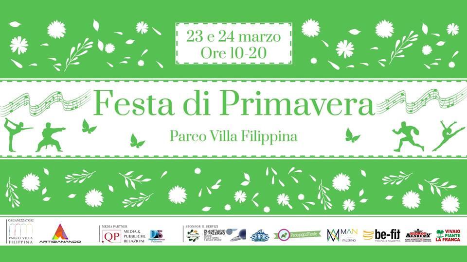 II° edizione della Festa di Primavera al Parco
