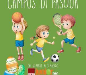 Campus di Pasqua per bambini