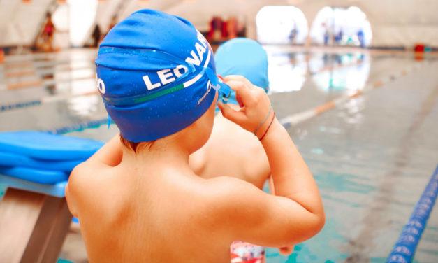 In quanto tempo i bambini imparano a nuotare?