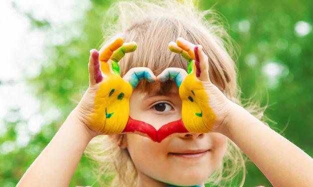 Laboratori creativi: benefici sui bambini