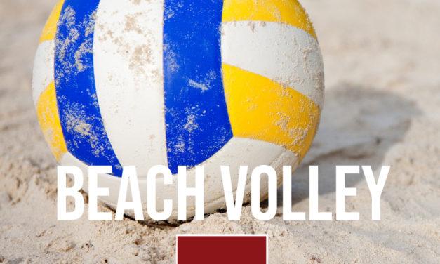 BEACH VOLLEY | Altra novità