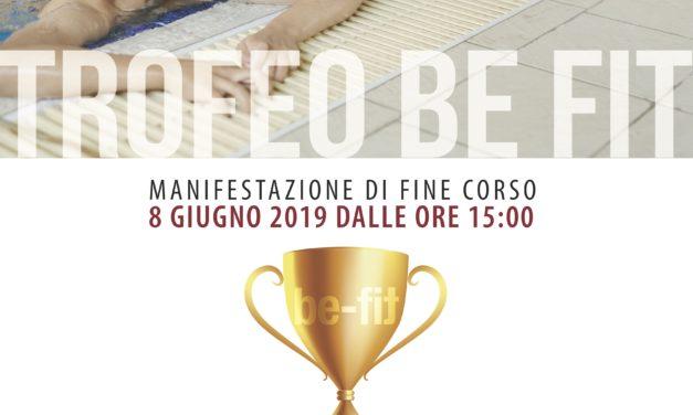Trofeo Be Fit – sabato 8 giugno