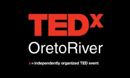 TEDxOretoRiver – Domenica 13 ottobre 2019