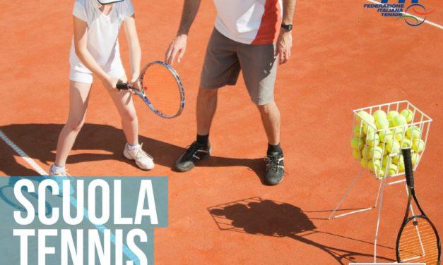 Tennis – Presentazione Scuola Tennis 2019-2020