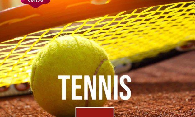 Nuovo corso di tennis mattutino