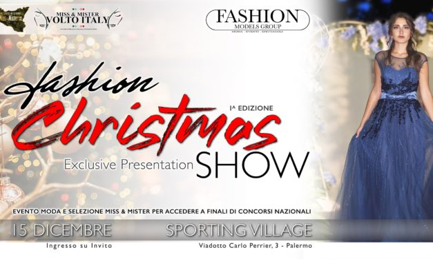 """Fashion Christmas Show 2019"""