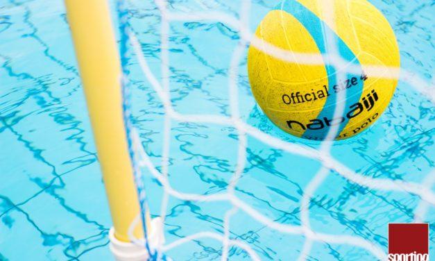 Stage di pallanuoto – sporting campus